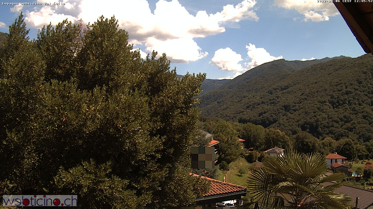 webcam ticino val colla realtime