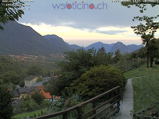webcam ticino Lugano, San Salvatore, Tessin, Switzerland